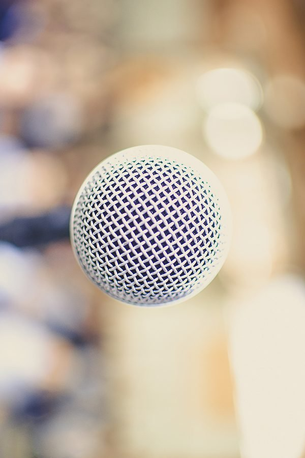 Speech a tema